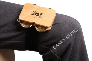 Cajon Castanet/Cajon Castanet with Bell /Cajon Jingle Tap/Cajon Bells (BH-JT4) pictures & photos