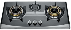 Three Burner Gas Stove (SZ-LX-232)
