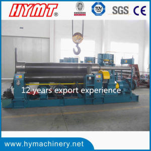 W11-30X3200 Heavy Duty Mechanical Type 3 Roller Steel Plate Bending Machine pictures & photos