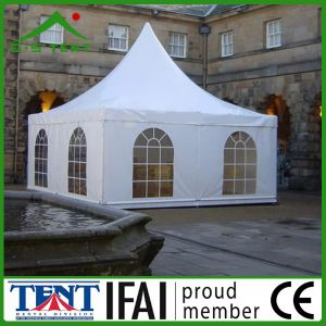 Wedding Aluminum Frame Pagoda Canopy Tent for Sale pictures & photos