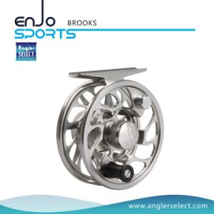 Aluminum CNC Fishing Tackle Fly Reel (BROOKS 9-10) pictures & photos