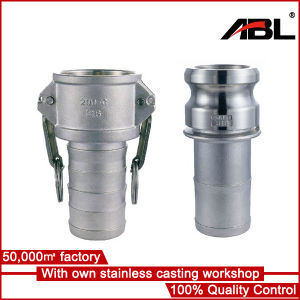 Stainless Steel Reducer Coupling pictures & photos