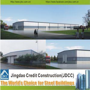 Steel Structure Auto Repair Workshop pictures & photos
