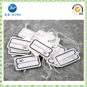 Wholesales Custom Paper Jewelry Hang Tags (JP-HT051) pictures & photos