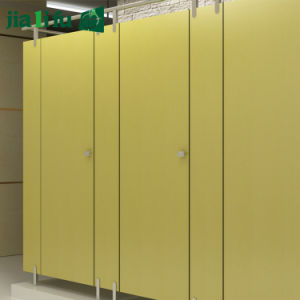 Jialifu India Style Compact Laminate Panel School Toilet Cubicle pictures & photos