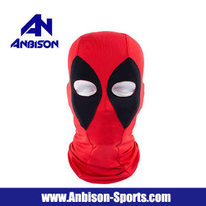 Anbison-Sports Fleece Skull Deadpool Balaclava Cool Halloween Hood a pictures & photos