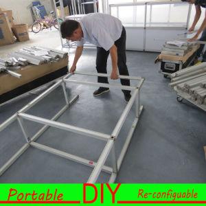 Modular Portable Versatile Aluminium Exhibition Systems Displays pictures & photos