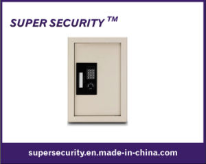 Electronic Lock Wall Safe Box Home/Office Security (SJD22E) pictures & photos