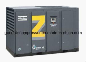 Atlas Copco Oilfree Compressor 90kw (120HP) pictures & photos