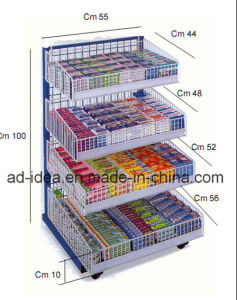 Chewing Gum Display Rack/Display for Promotion (DR-08) pictures & photos