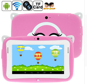 4.3 Inch Children Kids Educational Mini Tablet PC Rk2926 Arm Cortex-A9 Dual Core 512MB 4GB 1.0GHz Capacitive Screen Android 4.2 pictures & photos