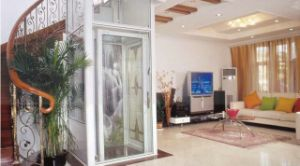 Grv20 Traction Drive Villa Elevator pictures & photos