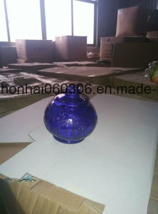 Glass Burning Oil Pots with Burner pictures & photos