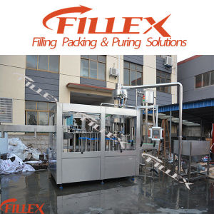 3 In1 Turnkey Pure Water Filling Machinery pictures & photos