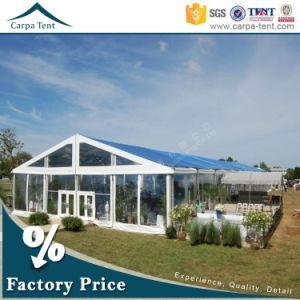Luxury 30*50m Transparent Wedding Tent Clear Outdoor Wedding Canopy pictures & photos