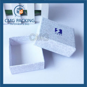 White Shiny Linen Paper Box (CMG-PJB-016) pictures & photos