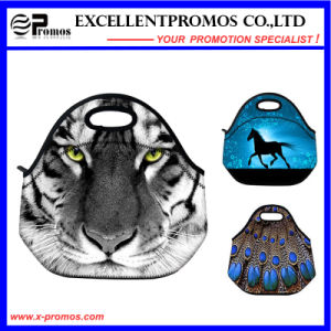 High Quality Fashion Insulated Customized Neoprene Lunch Bag (EP-NL1603) pictures & photos