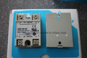 SSR-40AA Single Phase Solid State Module pictures & photos