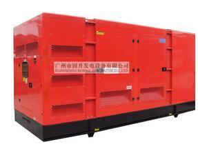 10kVA-2250kVA Power Diesel Silent Soundproof Generator Set with Perkins Engine (PK31800) pictures & photos