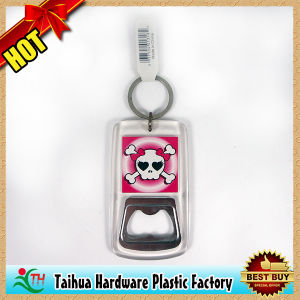 Promotion Metal Key Chain Gift Bottle Opener (TH-mkc105) pictures & photos