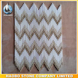 New Pattern Marble Mosaic Tiles Factory Direct pictures & photos