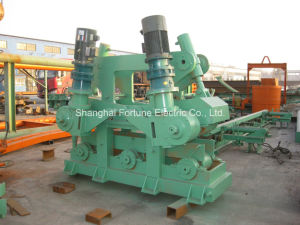 Simple Steel Billet Continuous Casting Machine pictures & photos