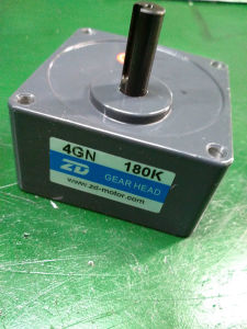 Gearbox for AC, DC Motor, without motor pictures & photos