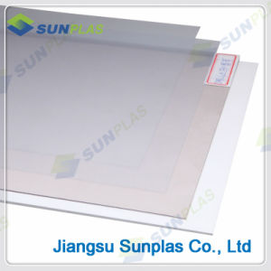 Transparent PVC Rigid Sheet /Roll for Printing & Thermoforming pictures & photos