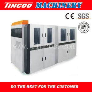 Dh-B600-3 Pet Blow Molding Machine pictures & photos