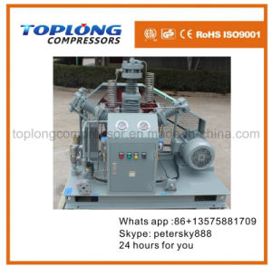 Italy Technical Oil Free Sulfur Hexafluoride Oxygen Compressor pictures & photos