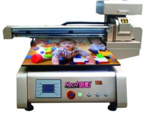 LED UV Printer with Epson Dx5 Printhead pictures & photos