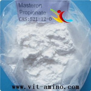 99% High Purity of Drostanolone Propionate Steroids Powder pictures & photos