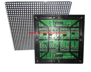 China Facrtoy SMD3535 P6 LED Moduel Outdoor (Module size: 192*192mm) pictures & photos