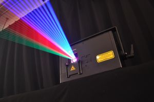 Club Laser RGB 2W Animation Light for Club pictures & photos
