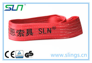 2017 GS Certificated Heavy Duty Polyester Lifting Webbing Sling pictures & photos