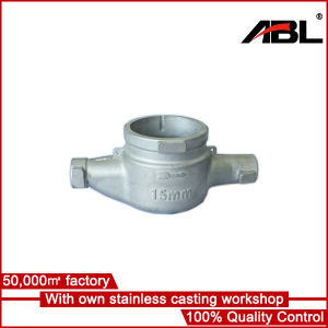 Stainless Steel Casting Parts for Water Meter Price pictures & photos