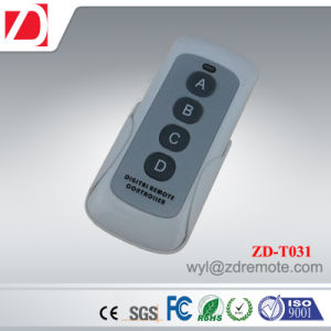 Good Look Long Working Distance 6buttons RF Wireless Remote Control pictures & photos