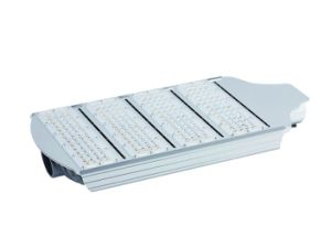 CNC Machinery Aluminum Extrusion Profile for LED Street Lights Heat Sinks pictures & photos