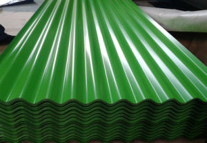 Corrugated Galvanized Steel Sheet (0.14-0.8mm) pictures & photos