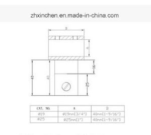 Xc-115A Series Furniture Hardware Bathroom Hardware General Accessories pictures & photos
