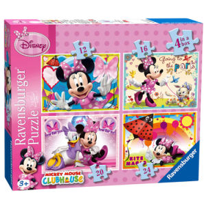 Wholesale Custom Cartoon Paper Jigsaw Puzzle with Cheaper Price pictures & photos