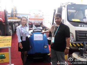 Mqf120sde Good Quality Electric Road Sweeper pictures & photos