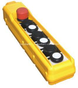 Waterproof Lifing Hoist Crane Push Button Switch pictures & photos