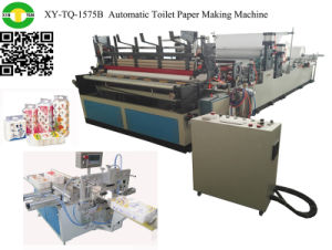 High Quality Toilet Tissue Paper Jumbo Roll Growth Machine pictures & photos