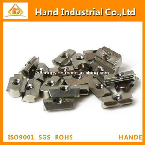 Stainless Steel T-Slot Nuts Fastener Nut pictures & photos