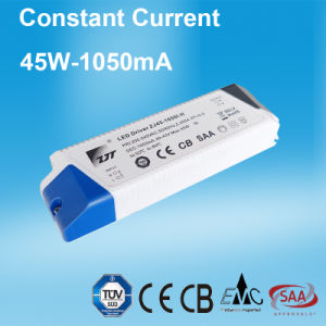 45W Constant Current LED Power Supply with Ce Certificate