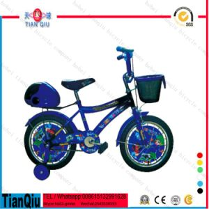 2015 Kids Bicycle Helmet, Children Bike with Back Bag, Children Bicycle for 10 Years Old Child pictures & photos
