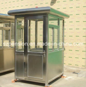 Low Price Mobile Prefabricated/Prefab Guard House pictures & photos
