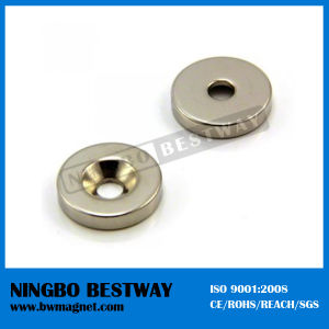 N40 Strong Countersunk Magnet for Sale pictures & photos