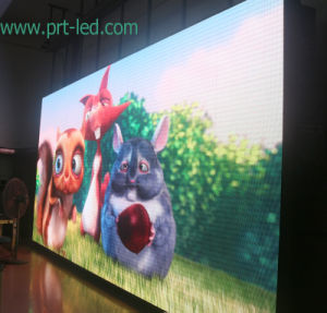 Full Color Slim Indoor P6 Rental LED Display/Video Screen (576X576mm) pictures & photos